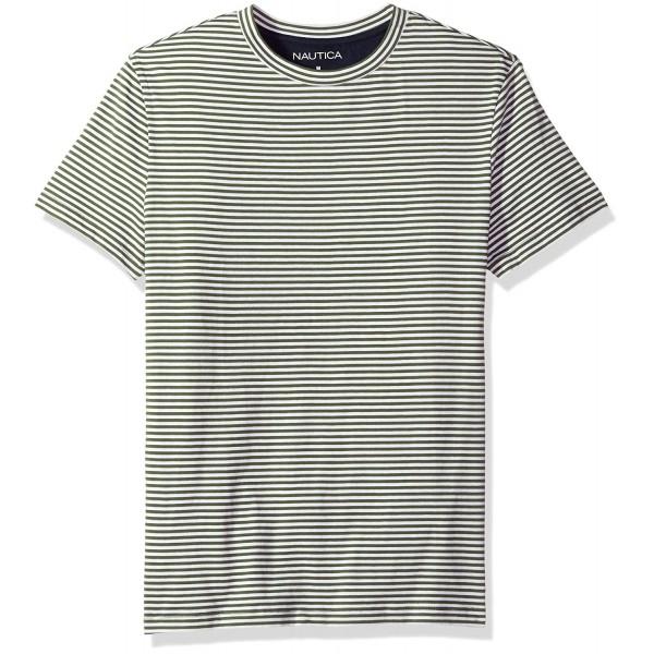 Nautica Sleeve Striped T Shirt X Small