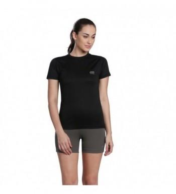 Silvertraq Womens Wicking Short Sleeve Running