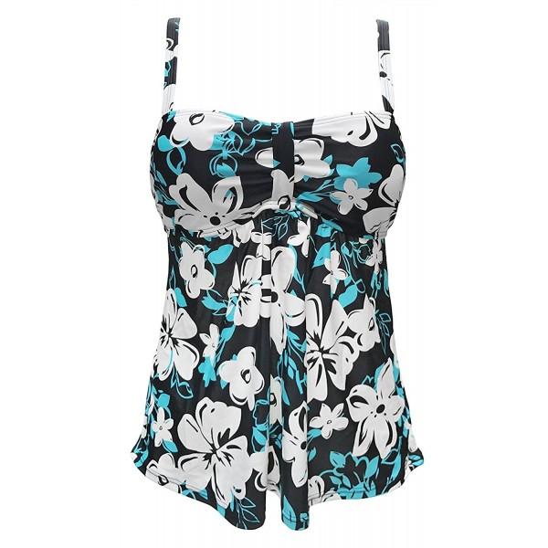 Gabrielle Aug Floral Swimsuit 16 White