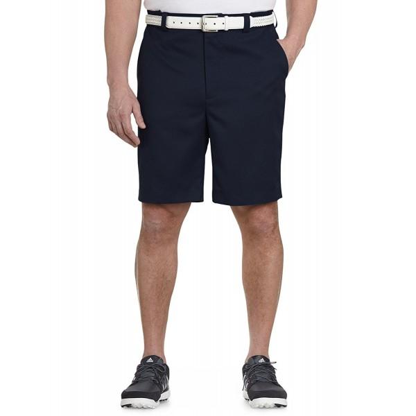 Oak Hill Flat Front Microfiber Shorts