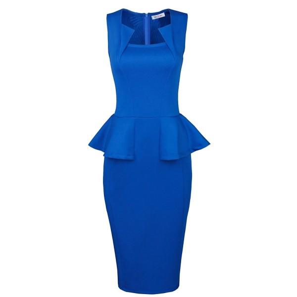Toms Ware Womens Sleeveless TWLC6150 BLUE US