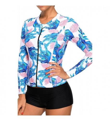 Aleumdr Vibrant Tankini Swimsuit Swimwear
