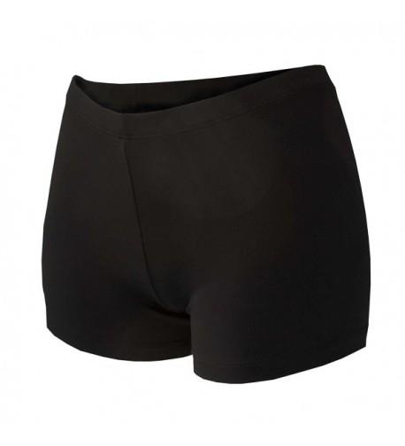 Yoga Drawer Black Short