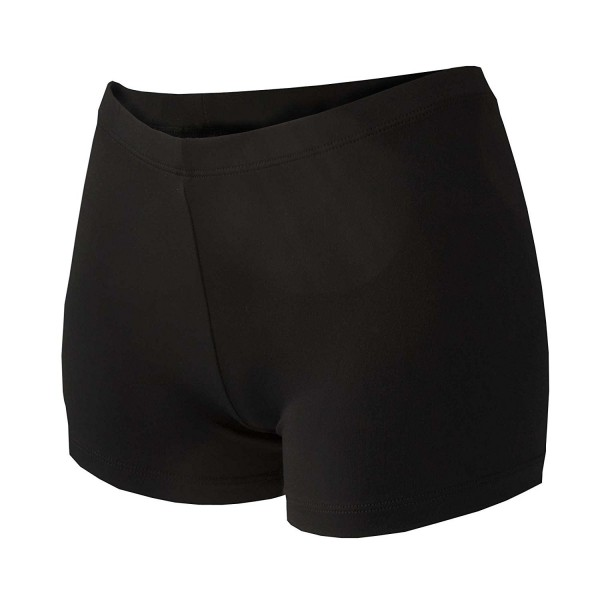 f75e095fec57 Black Yoga Short - CD12L60BFCV