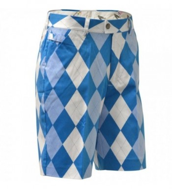 Royal Awesome Shorts White 32 Inch