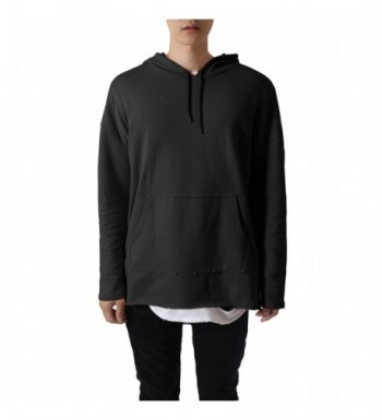 JD Apparel Disressed Oversized Sweatshirts