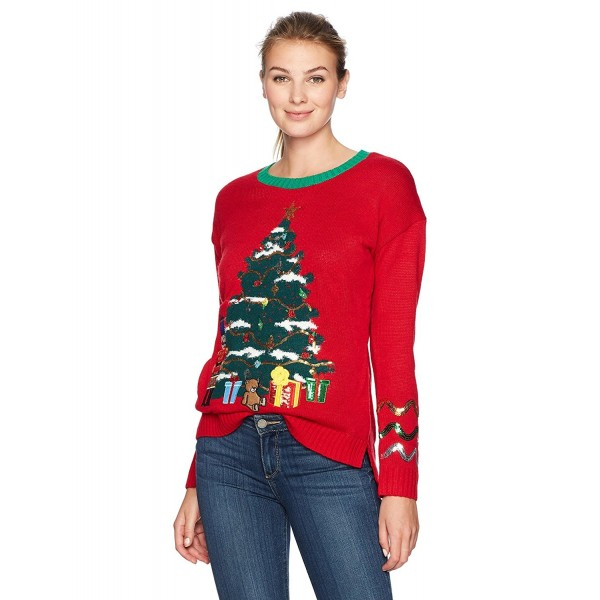 Blizzard Bay Womens Christmas Pullover