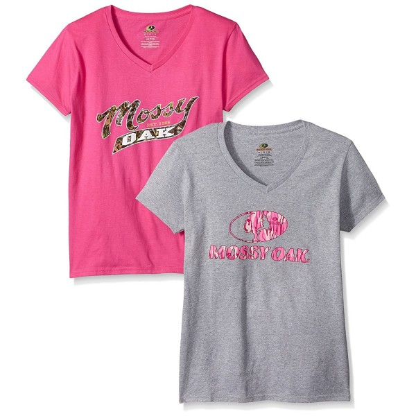 Mossy Oak Womens Graphic T Shirts