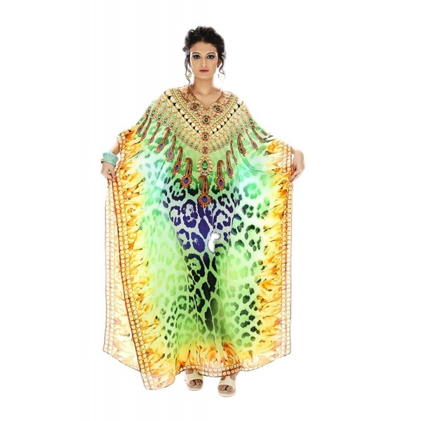a22a9e902a Women's Turkish Beach Kaftan Beachwear Swimwear Bikini Cover up Maxi ...