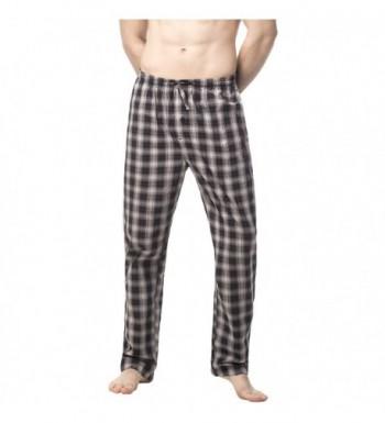 Lapasa Cotton Pajama Medium Black Grey