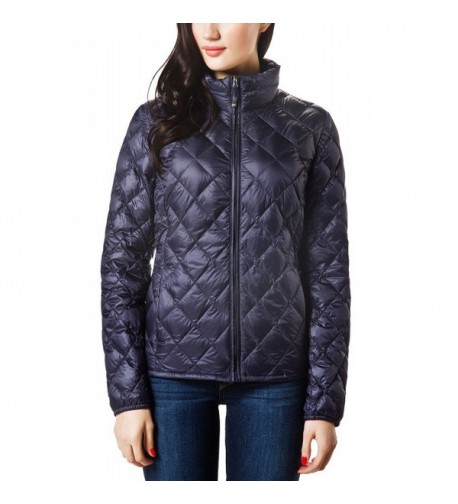 XPOSURZONE Packable Quilted Jacket Lightweight