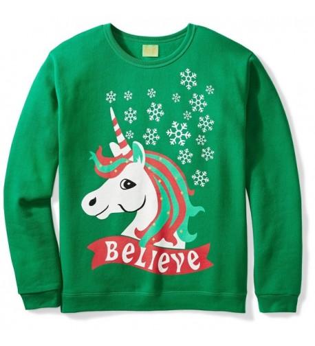 Ugly Fair Isle Crewneck Christmas