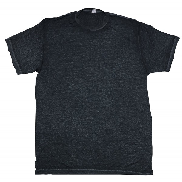 Colortone Burnout T Shirt Twilight Black