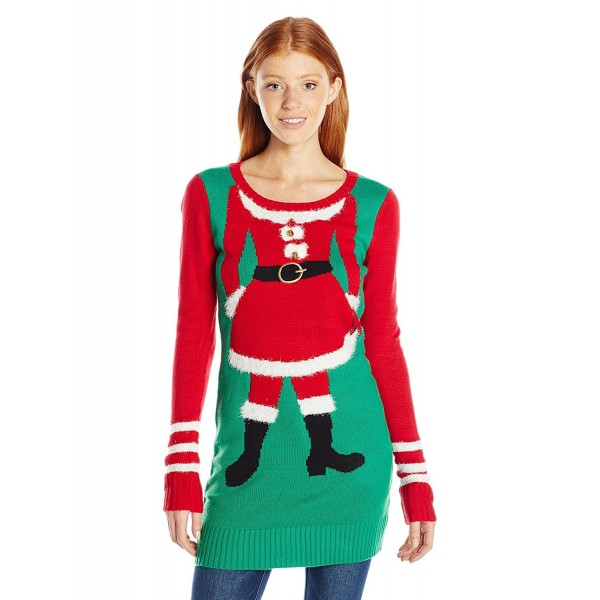 Blizzard Bay Juniors Christmas Sweater