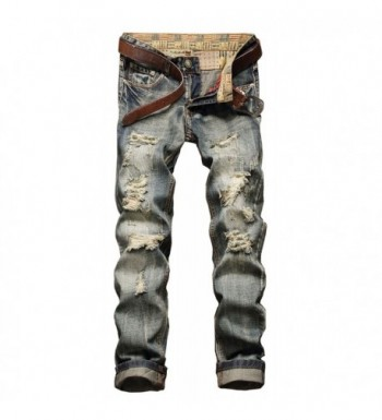 Jouica Ripped Tapered Jeans 28
