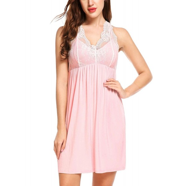 Goldenfox Nightgown Women Cotton Halter