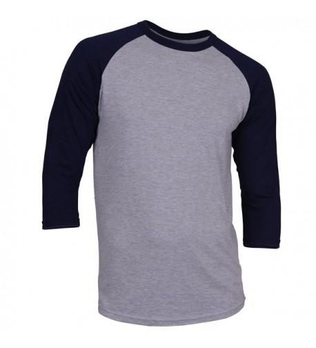 USA Casual Sleeve Baseball Tshirt