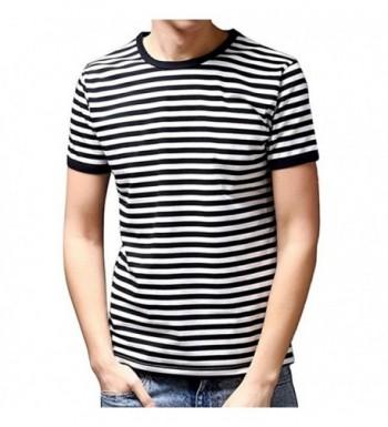Ezsskj Sleeve Striped Outfits Medium