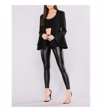 7d5ad7f607c Available. Waisted Leather Leggings Womens Retro  Women s Pants Online   Brand Original ...