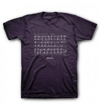 Illy Christian T Shirt Small Blackberry
