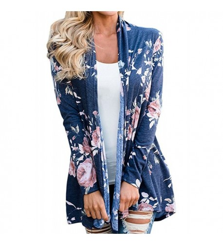 Xinglan Womens Cardigan Outwear Jackets