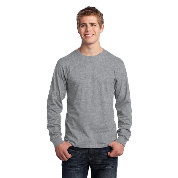 Port Company Long Sleeve T Shirt PC54LS
