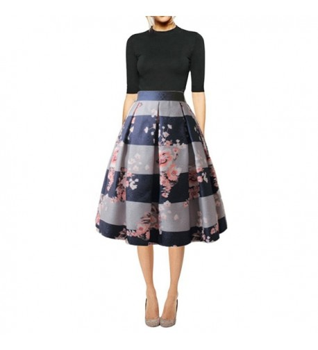 Hanlolo Womens Floral Casual floral
