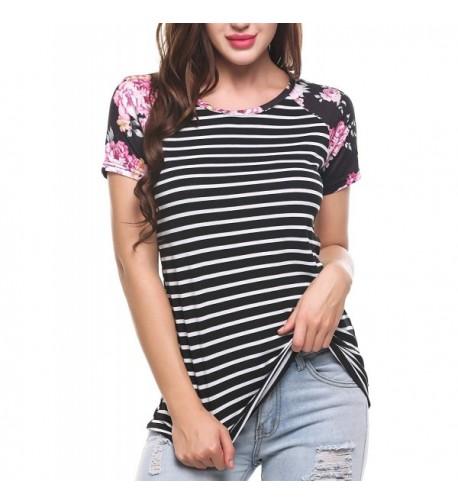 Zeagoo Womens Raglan Sleeve Blouses