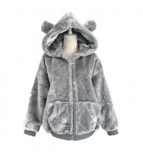 Nite closet Animal Hoodie Sweatshirts
