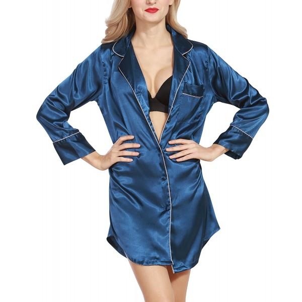 Dolamen Nighties Nightshirt Nightwear Nightdress