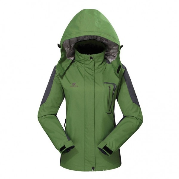 Waterproof Outdoor Jacket Women Lightweight