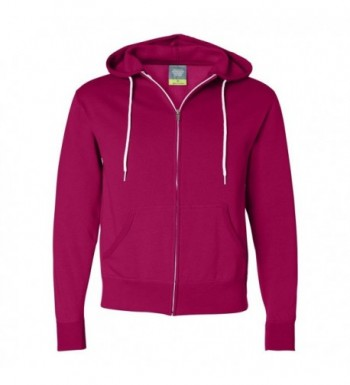 Independent Trading Co Full Zip Sweatshirt