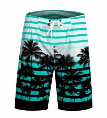APTRO Trunks Bathing Hawaiian Shorts