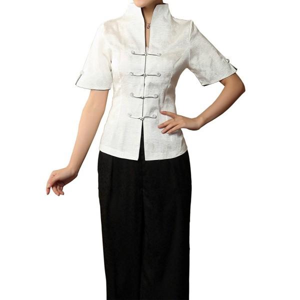 Bitablue Fortune Longevity Linen Blend Short Sleeve