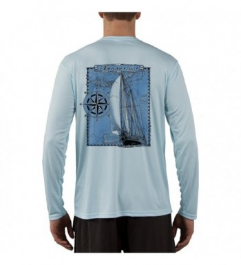 Island Lifestyle Wanderlust Performance T shirt