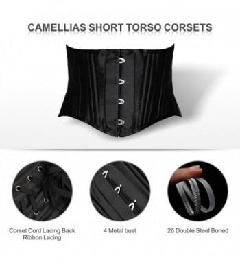 fe50e92e2 Available. Camellias Steel Corset Training Cincher  Women s Bustiers   Women s Corsets  Cheap Designer ...