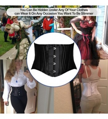 cfe2d23f0 Available. Camellias Steel Corset Training Cincher  Women s Bustiers  Women s  Corsets ...