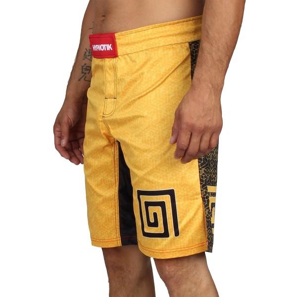 Hypnotik Yin Yang Shorts Yellow