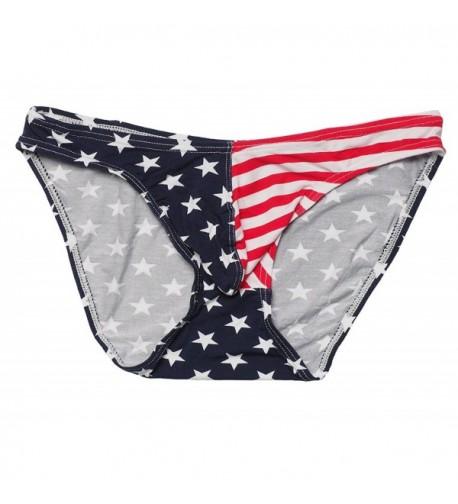 ONEFIT Bikini Underwear Striped Briefs