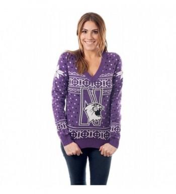Womens Northwestern University Sweater XX Large
