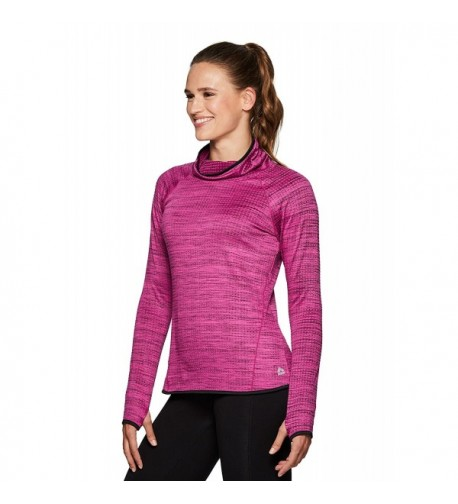 RBX Active Womens Fleece Sweatshirt