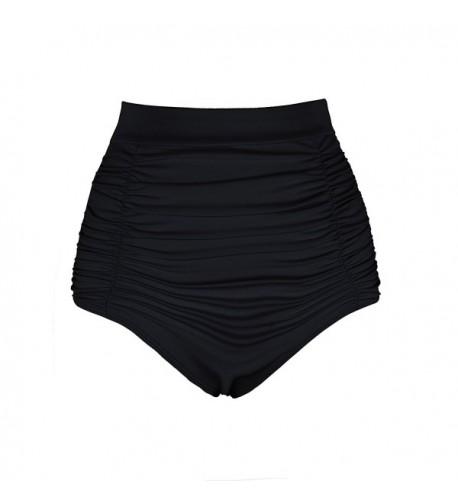 Hilor Womens Waisted Bikini Tankini