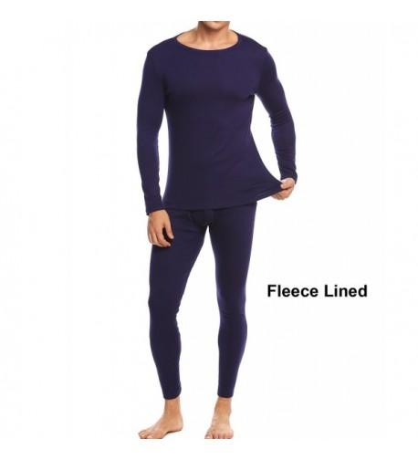 Ekouaer Thermal Underwear Layering Bottoms