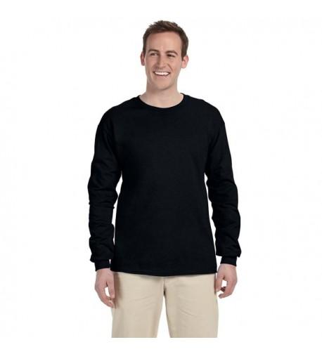 Fruit Loom Cotton Sleeve T Shirt