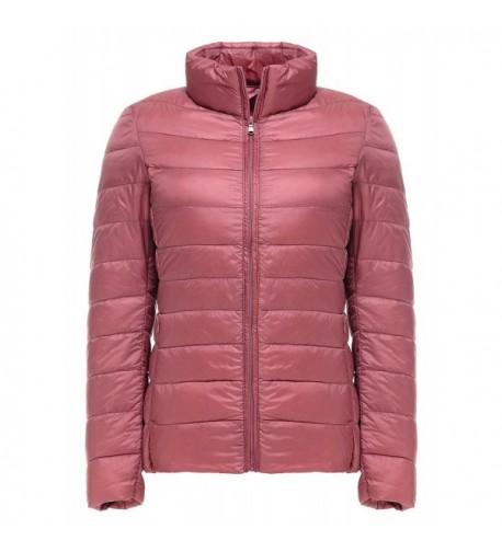 Womens Jacket Ultra Light Winter