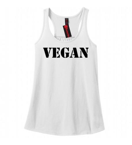 Comical Shirt Ladies Vegan Animal