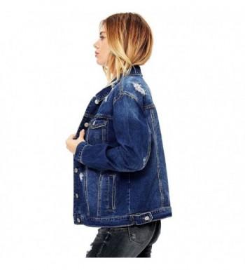 Brand Original Women's Denim Jackets for Sale