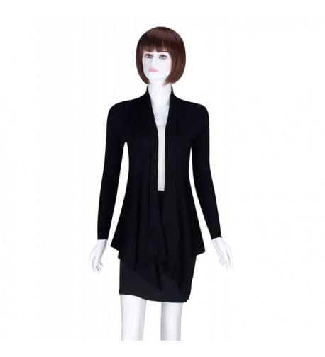 ADAMARIS Womens Elegant Cardigan Sweaters