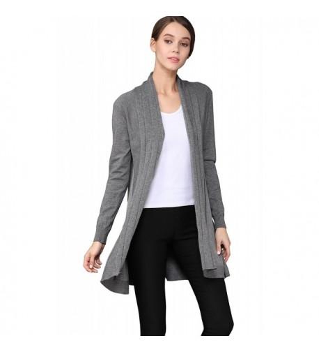Shengweiao Womens Classic Cardigan Sweater