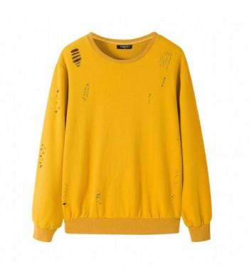 Yimeili T Shirt Blouses Sweatshirt Pullover